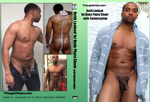 gay porn movie Keith Leeland 1st Nude Photo Shoot- with Conversation