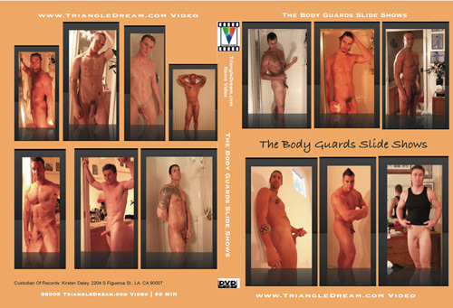 gay porn movie The Body Guards Slide Shows