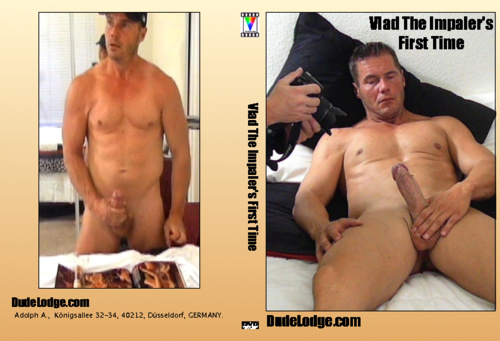 gay porn movie Vlad The Impaler's First Time